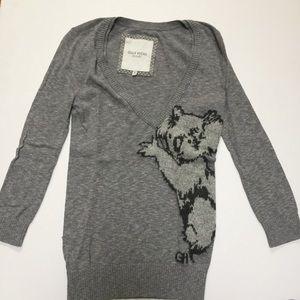 Gilly hicks koala sweater